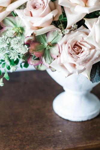 hamilton wedding florist, peony, roses, hellebore, spirea, sweet peas, ranunculus, tulips, hamilton florist, hamilton wedding florist, wedding centrepiece, Kendon Design Co., wedding flowers, floral arrangement, wedding floral arrangement